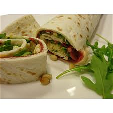 Foto Carpaccio Wrap Pesto